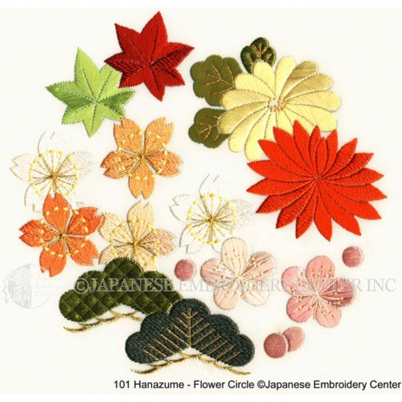 """Phase 1 JEC """"Hanazume flower circle"""""""