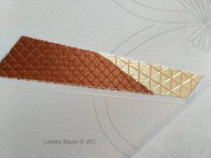 """Zoom sur la phase 2&3 """"Sensu"""" - Couche de fond et maintiens géométriques"""